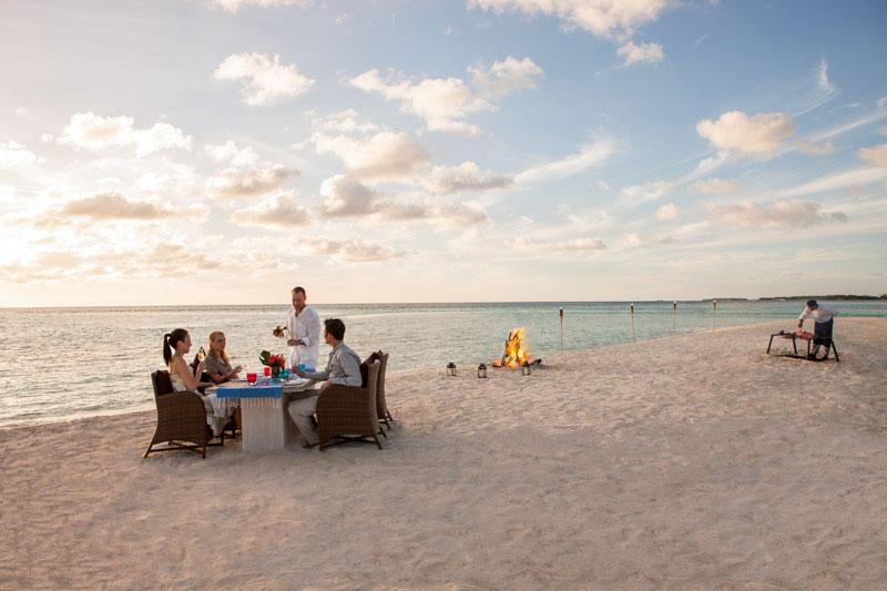 castaway island beach moons - photo #34