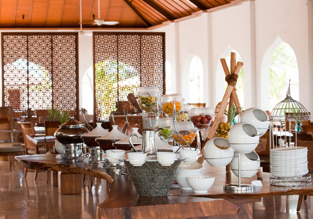 As Night Falls Savour A Menu Of Tantalising Cuisine That Reflects The Spice And Culture Which Zanzibar Is So Famous For Combining Fresh Foods Meats